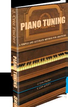 Free Piano tuning book